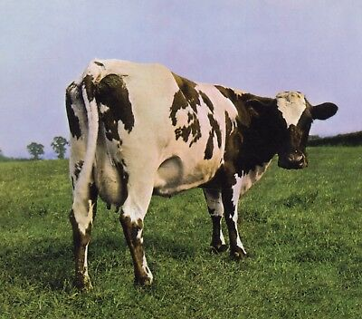 PINK FLOYD - Atom Heart Mother, 1 Audio-CD (2011 Remaster)