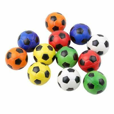 6 Bouncy Jet Balls Football Party Children Toys Loot Bags Fillers Kids Gifts