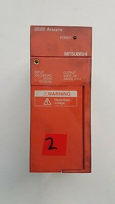 Mitsubishi Melsec A1S62PN Power Supply Unit 3 Amp