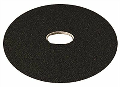 "3m 08277 High Productivity Floor Pad 7300, 19"", Black, 5/carton"