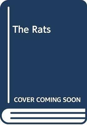 Rats: NTW by Herbert, James Hardback Book The Cheap Fast Free Post