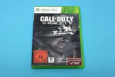 XBOX 360 Spiel - Call of Duty: Ghosts - in OVP
