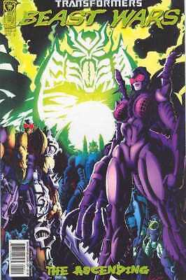 Transformers Beast Wars The Ascending #4 (NM) `07 Furman/ Guidi (Cover B)