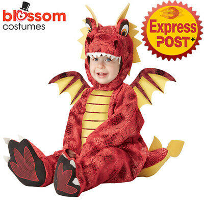 CK1159 Adorable Dragon Animal Baby Infant Jumpsuit Fancy Dress Up Costume Outfit