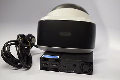 SONY PLAYSTATION VR Headset PSVR PS4 - HEADSET With Extra FREE SHIPPING
