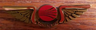 CONTINENTAL AIRLINES Kiddie Wings junior airline flight attendant