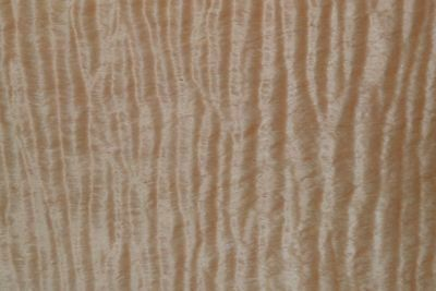 Curly Maple Raw Wood Veneer Sheets 7 x 17 inches 1/42nd                 E4706-26