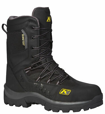 Klim Adrenaline GTX Boot Black Men's Size 5-14