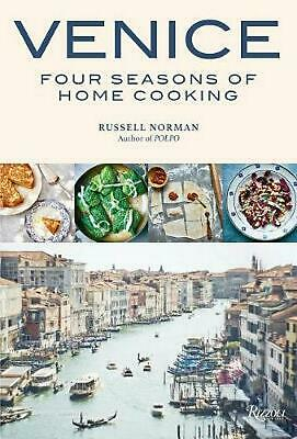 Venice Four Seasons Of Home Cooking by R. Norman Hardcover Book Free Shipping!