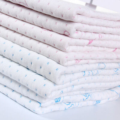 Baby Kids Waterproof Bedding Diapering Changing Mat Washable Breathable Cotton D