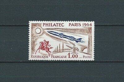 PHILATEC - 1964 YT 1422 - TIMBRE NEUF* trace de charniére