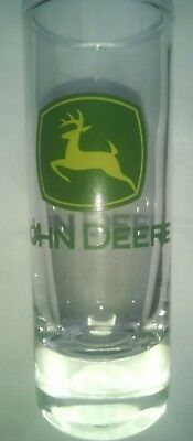 John Deere Shooter/Shot Glass Official Logo Must Have Collectible