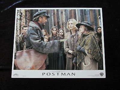 THE POSTMAN lobby card # 5 - KEVIN COSTNER