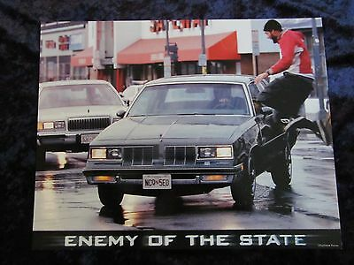ENEMY OF THE STATE lobby card # 4 -  WILL SMITH poster