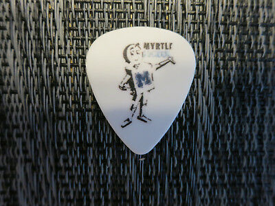 Mike Inez pick obtained in person + coa! Alice In Chains guitar pick New! Rare