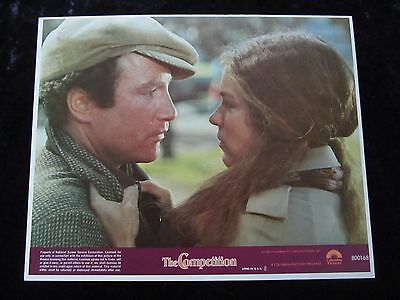The Competition lobby cards - Amy Irving, Richard Dreyfuss - mini set of 8