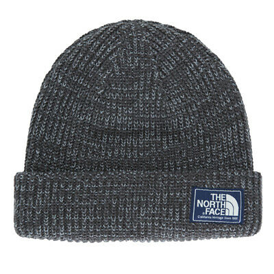 The North Face Salty Dog Beanie Mütze Strickmütze grey