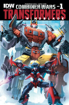 Transformers Windblade Combiner Wars #1 (NM) `15 Scott/ Stone ( Cover A)
