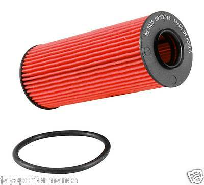 Kn Oil Filter (Ps-7025) Replacement High Flow Filtration