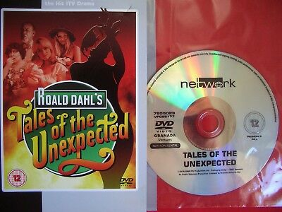 Tales Of The Unexpected Royal Jelly Susan George DVD Region 2 Disc Only No Case