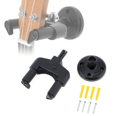 Soft Sponge Guitar Hanger Stand Holder Wall Mount Display Acoustic Electric New