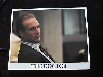 THE DOCTOR lobby card # 4 - WILLIAM HURT