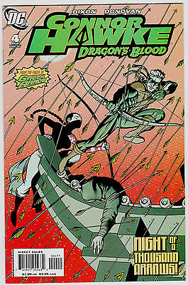 Conner Hawke Dragon's Blood #4 From The Pages Of Green Arrow Shado