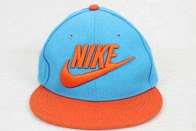 9199e5f47cf NIKE YOUTH FUTURA True Snapback Cap Hat - 614590 - White 107 - NWT ...