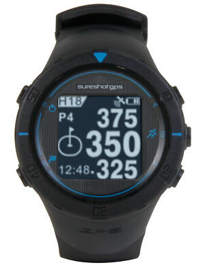 2018 SURESHOT Watch+ Golf GPS Preloaded with over 35,000 Courses Full Warranty