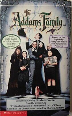 The Addams Family (Fantail) by Elizabeth, Faucher Paperback Book The Cheap Fast