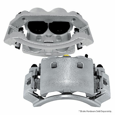 For 2006-2007 Mazda 6 2 Front Zinc Disc Brake Calipers