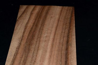 Queensland Walnut Raw Wood Veneer Sheets 4 x 43 inches1/42nd thick    E8315-26