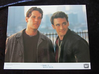 THE OBJECT OF MY AFFECTION lobby card # 4 PAUL RUDD