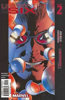 Ultimate Six #2 - VF