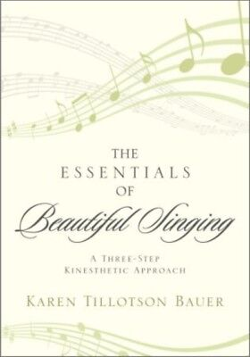 The Essentials of Beautiful Singing: A Three-Step Kinesthetic App...
