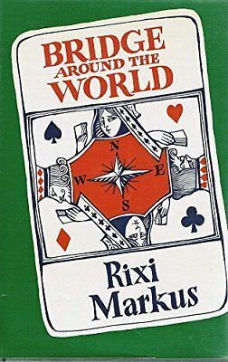 Bridge Around the World by Markus, Rixi Hardback Book The Cheap Fast Free Post