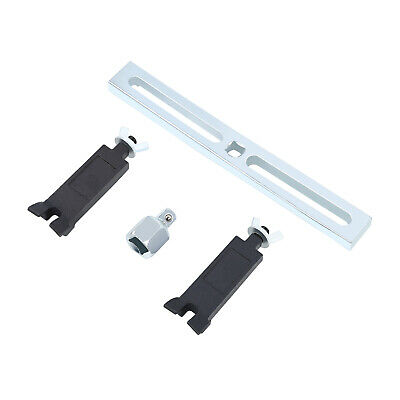 Universal Car Fuel Pump Lid Adjustable Tank Cover Remover Spanner Wrench Tool