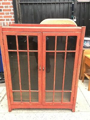 Antique China Curved Glass China Cabinet 500000 Picclick