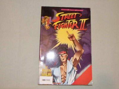 Street Fighter II: Bk. 1 (Super action series) by Kanzaki, Masaomi Paperback The
