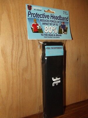 Forcefield Protective Headband Helps Reduce Impact Force Small 3-8 Yrs New!