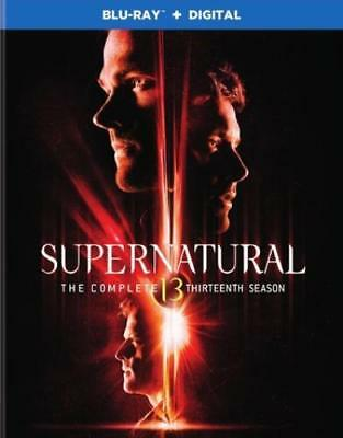 Supernatural: The Complete Thirteenth Season (DVD,2018)