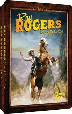 Gaiam Americas Roy Rogers-king Of The Cowboys [dvd] [slim (gted65706d)