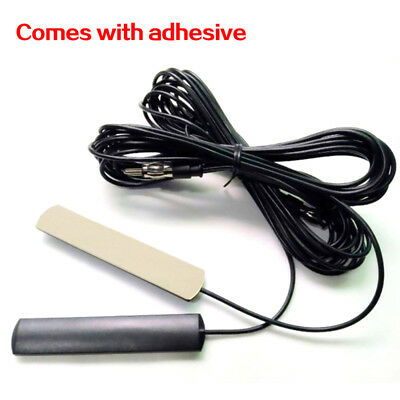 ANT-309 Car Radio Antenna Signal Amplifier Auto Stereo FM/AM Receiver Aerial