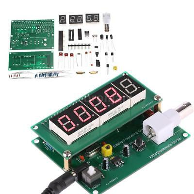 Digital Frequency Counter Meter 1Hz-50MHz DIY Kit Tester High Sensitivity W3Z6