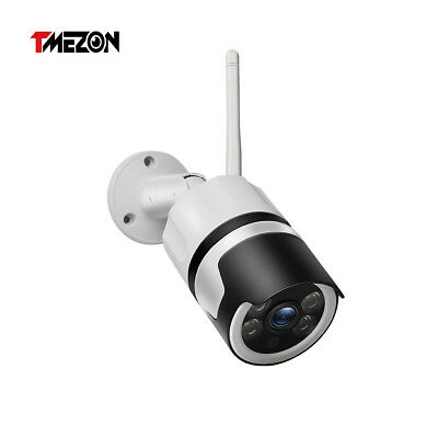 Tmezon HD 1080P Wireless IP Camera Home CCTV Security System Network Night WiFi