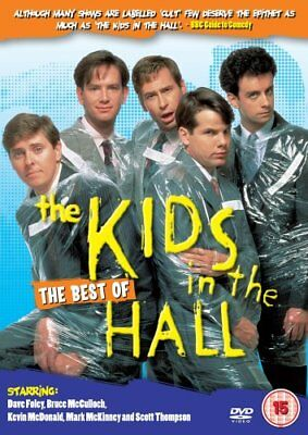 Best of 'The Kids In The Hall' [DVD] -  CD 1EVG The Fast Free Shipping