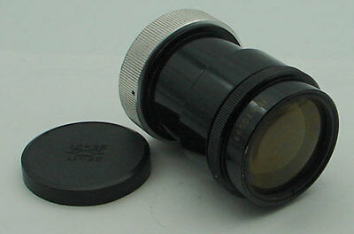 2/92mm Soviet projection helicoid lens with M42 screw mount s/n 670998