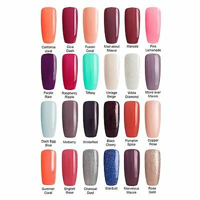 Bluesky Special Edition Range UV/LED Soak Off Nail Polish Gel Polish 10ML
