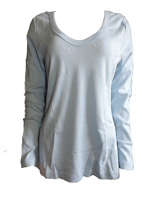 sheego 3//4 Arm-Shirt luftiges Damen Langarm-Shirt Freizeit-Shirt Sweater Grün