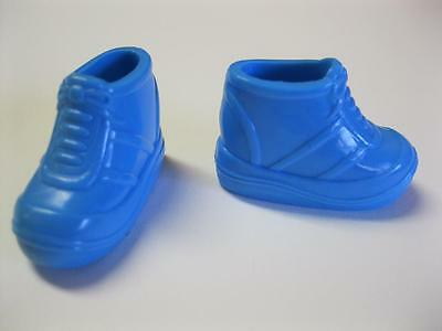 BLUE TERESA Mattel Barbie Doll Chunky Tennis Shoes Trainers-PICTURE POCKETS 2000